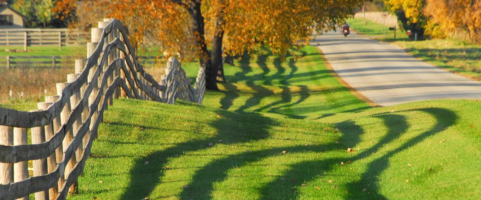 Huntley Illinois scenery